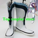 The Legend of Heroes VI Blblanc Cosplay Boots shoes #LH001