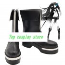 Vocaloid Black Rock Shooter strength OVA  ver Cosplay Boots shoes shoe boot #NC