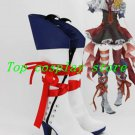 Vocaloid Cosplay Kagamine Rin British Style Kagamine Rin/Len Cosplay Boots shoes