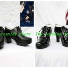 Black Butler Ciel Grell Sutcliff Aleister Chamber high heel Cosplay Boots Shoes