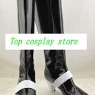 VOCALOID Len Kagamine Rin Len Knife high heel ver cos Cosplay Shoes Boots #NS003