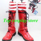 Blue Exorcist Ao No Exorcist Rin Okumura Cosplay Boots shoes boot shoe hand made