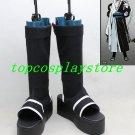 Boruto Naruto the Movie Son of Orochimaru Mitsuki Kimono Anime cos Cosplay Shoes Boots shoe boot