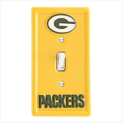 NFL Green Bay Packers Switchplate