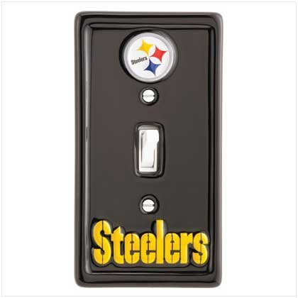 NFL Pittsburgh Steelers Switchplate