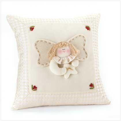 Christmas Angel Plush Pillow