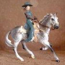 Breyer Western Pleasure LSQ Show Doll - Leopard & Green