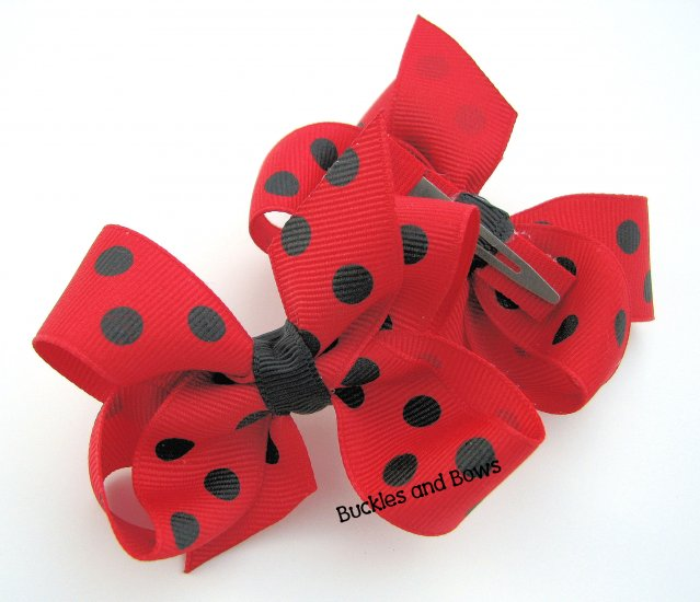 Custom Boutique Small Grosgrain Hairbow