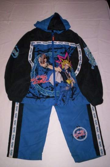 YuGiOh Pants & Jacket