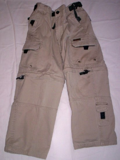 Boy's Khaki Pants by Wearfirst