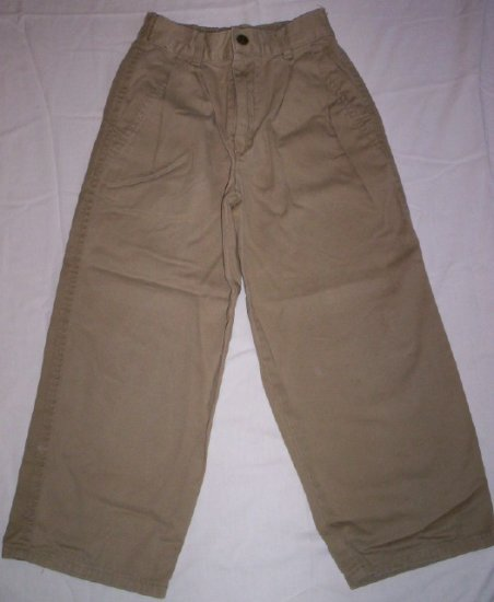 Boy's Khaki Pants