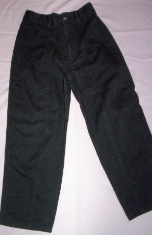 Boy's Black Pants