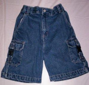 Boy's Denim Shorts by Faded Glory