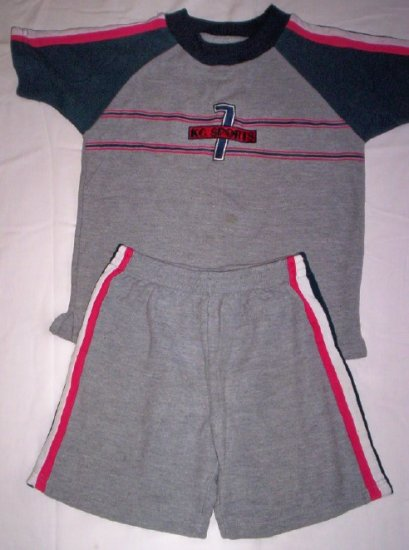 Boy's Short Set by KC Sports
