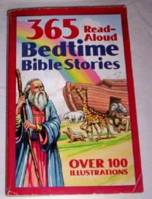 Book 365 Read Aloud Bedtime Bible Stories