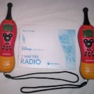 Motorola Disney Classic 2-Way Radios (Pair)