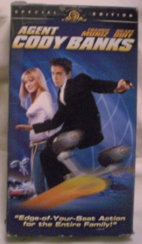VHS Agent Cody Banks