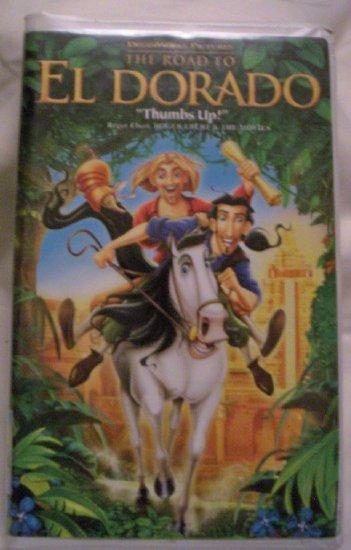 VHS The Road to El Dorado