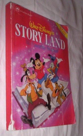 Book - Walt Disney's Story Land