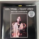 NEIL YOUNG LP down by the river - live