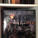 IRON MAIDEN ‎2LP a matter of life and death