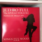JETHRO TULL 2LP songs from the wood tour