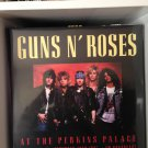 GUNS N' ROSES 2LP at the perkins palace 1987 fm broadcast