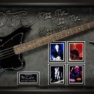 The Cure Signed Guitar Custom Framed