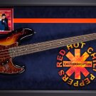 Red Hot Chili Peppers Signed Guitar Californication Custom Framed