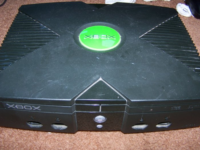 Xbox Console games dvd remote 2 controllers