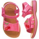 Cherry Baby sandals size 4 new with tags