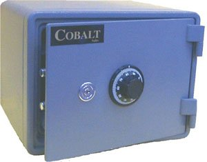 Cobalt SM-020 Safe Fireproof Combonation Key Lock Free Shipping