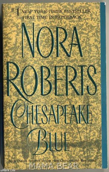 Chesapeake Blue Nora Roberts