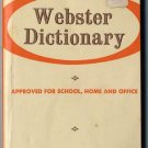 Vintage 1964 Websters Dictionary