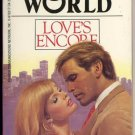 Love's Encore Another World Soap Series #4 Paper Back