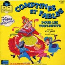 Comptines ET Fables Disney Decouverts **FRENCH**