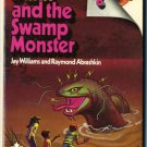 Danny Dunn and the Swamp Monster #6 by Jat Williams and Raymond Abrashkin