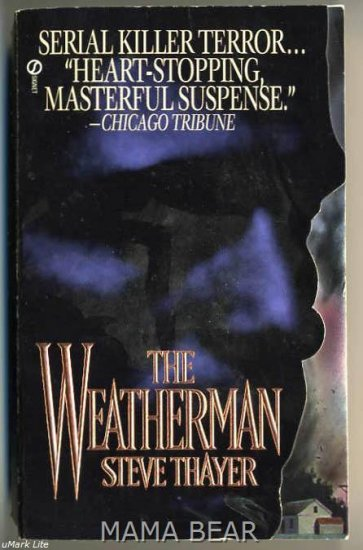 The Weatherman by Steve Thayer Paper Back