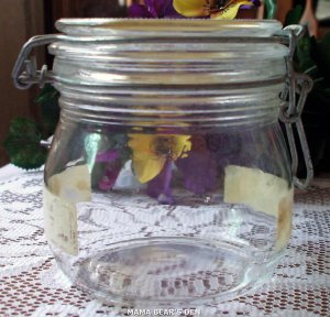 Compote Jar