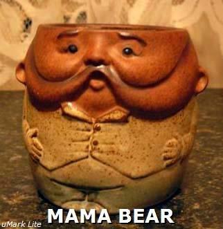 Butler Mug Very Unusual