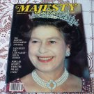 Queen Elizabeth Majesty Magazine Volume 4 No 9 January 1984 The Monthly Royal Review