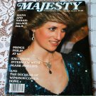 Diana And Sarah Palace Pals Majesty Magazine Volume 7 No 2 June 1986 The Monthly Royal Review