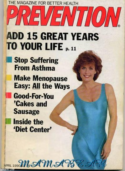Prevention The Magazine for Better Health
