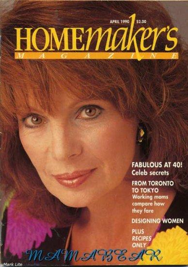 Canadian Homemakers Magazine April 1990