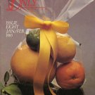 Recipes Only Back Issue Jan/Feb 1985
