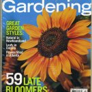 Canadian Gardening  August/September 2002