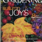Canadian Gardening October/November 2001  Autumn Joys