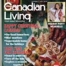 Canadian Living  December 1993  Happy Christmas Canadian