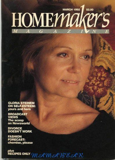 Canadian Homemakers Magazine Back Issue March 1992