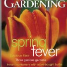 Canadian Gardening Spring Fever Back Issue Magazine